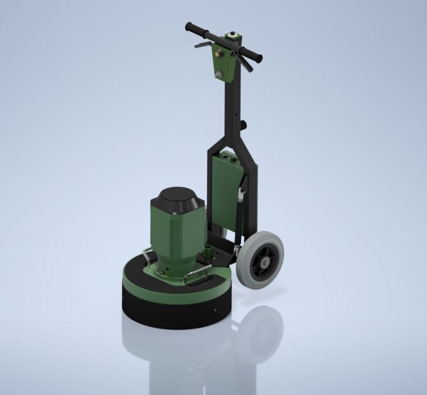 Floor sanding machine   grinding polishing