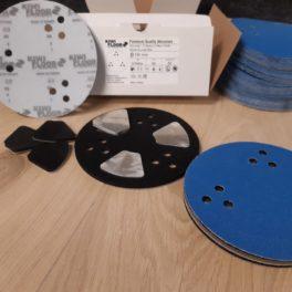 abrasive discs | schuurschijven